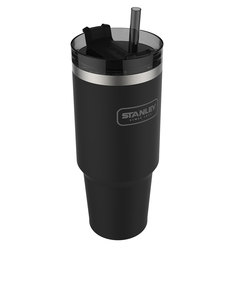 Stanley Adventure 20oz Quencher Matte Black Vacuum Bottle