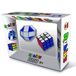 Rubiks Duo Set [3 x 3 Cube+ New Twist Cube]