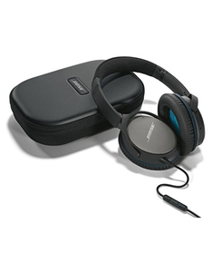 Bose QuietComfort 25 Black Headphones (Android Devices)