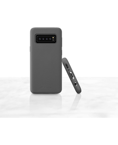 CellularLine Soft Touch Case Black for Galaxy S10+