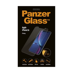 Panzerglass Privacy Standard Fit Screen Protector for iPhone XR