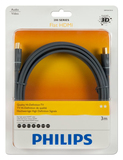 Philips 200 Series Gold Plated Swivel Hdmi 3M