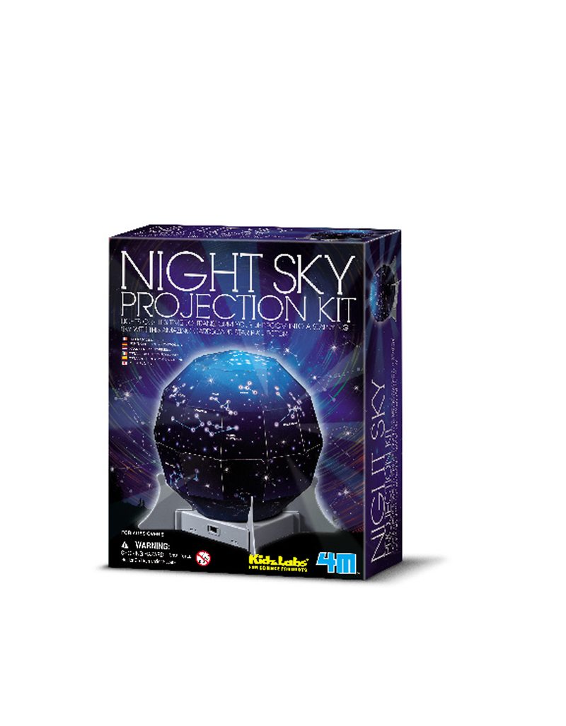 Kidz Labs/Create A Night Sky Projection Science Kit