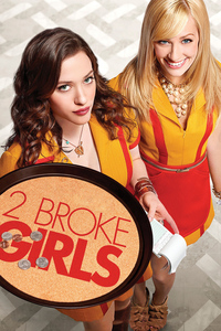 2 Broke Girls: Season 5 [3 Disc Set]