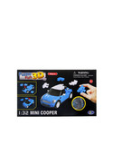 Happywell 1.32 Mini Cooper Blue 3D Puzzle