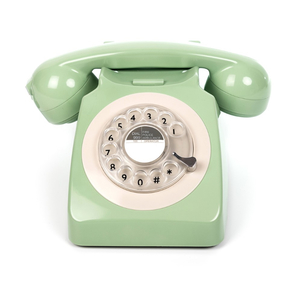 GPO Telephones 746 Rotary Mint Green