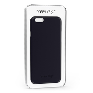 Happy Plugs Ultra Thin Case Black Iphone 6