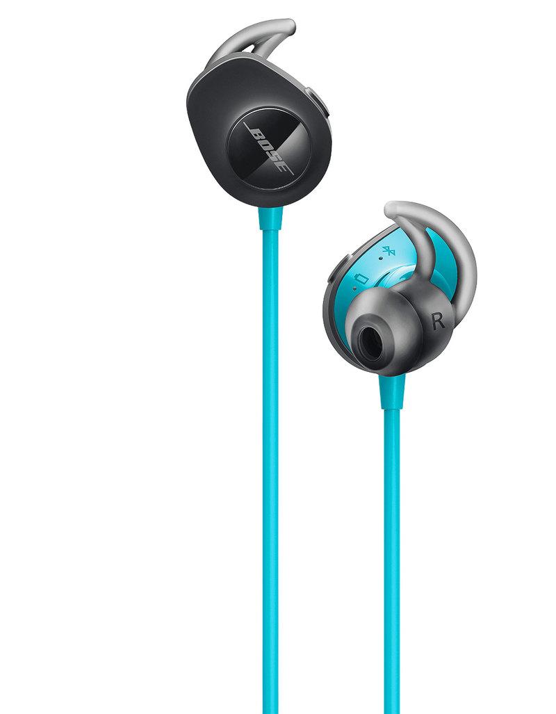 Bose Soundsport Aqua Wireless Earphones | Earphones | Headphones ...