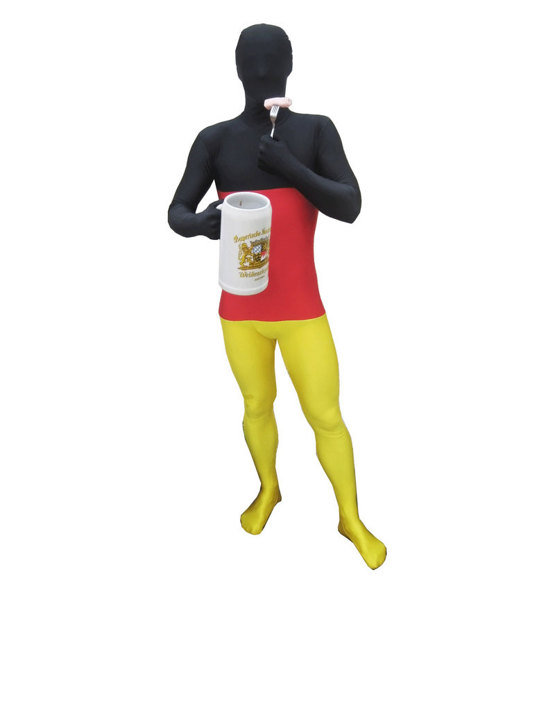 Flag Morphsuits Germany Flag Xxl