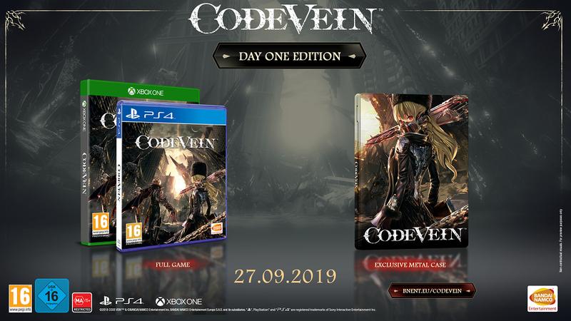 Code Vein | PS4 Games | PS4 | Gaming | Virgin Megastore