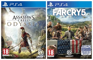 Assassin's Creed Odyssey + Far Cry 5 [Bundle]