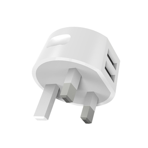 Mili Power Dolphin White Uk Travel Charger