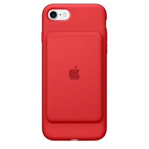 Apple Smart Battery Case Red iPhone 7