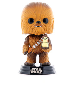 Funko Pop Star Wars Episode 8 Chewbacca Vinyl Figure