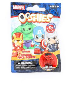 Ooshies Marvel Pencil Toppers [Mystery Pack]