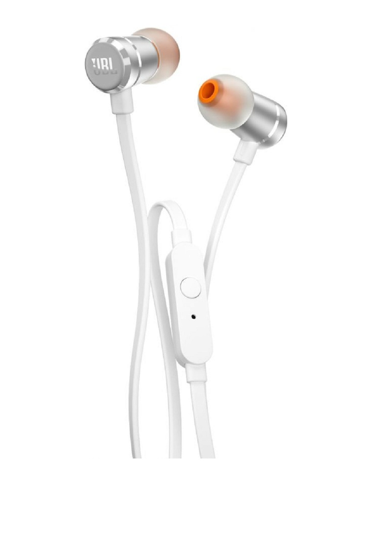 Cash Back Near Me >> JBL T290 Silver In-Ear Earphones | In-Ear Headphones | Headphones | Headphones + Audio ...