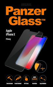 Panzerglass Privacy Screen Protector Standard Fit for iPhone X