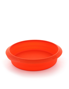 Lekue Round Cake Mould Red 24cm