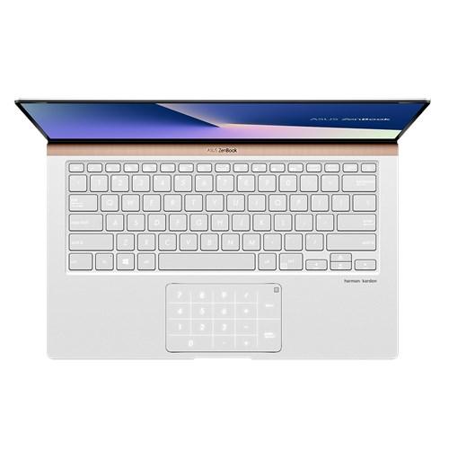 Asus ZenBook UX433FN 8th Gen Intel Core i7-8565U 1 8GHz/16GB/512GB  SSD/NVIDIA GeForce MX150 2GB/14