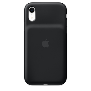 Apple Smart Battery Case Black for iPhone XR