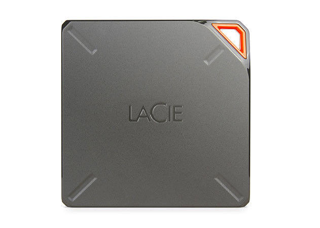 Lacie Fuel 2Tb Wifi & Usb 3.0 Hard Drive