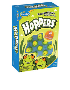Think Fun Hoppers Board Game