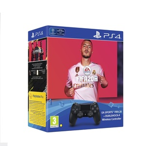FIFA 20 + DualShock 4 Controller 14 Days PS Plus Subscription