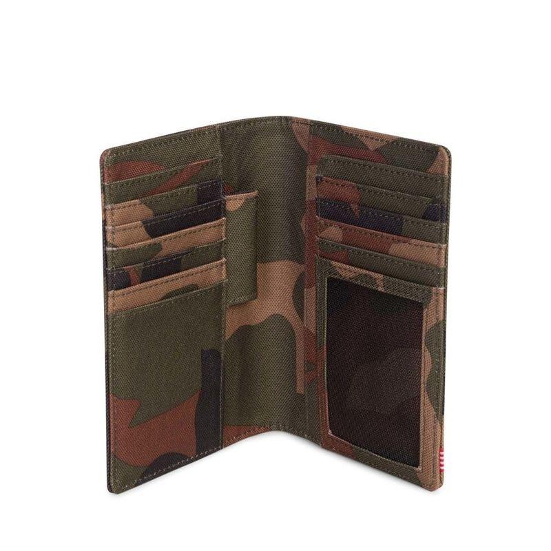 f932d8620fba Herschel Search RFID Wallet Woodland Camo