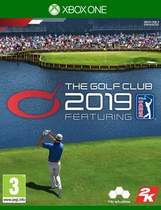 The Golf Club 2019: Featuring the PGA TOUR [Pre-owned]