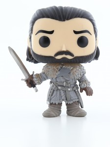Funko Pop Game Of Thrones S8 Jon Snow Beyond Wall Vinyl Figure