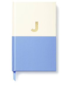 Kate Spade Dipped Initial Collection J Journal