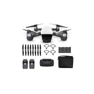 DJI Spark Mini Drone Fly More Combo Alpine White