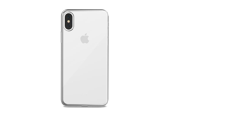 the best attitude 9f458 f50f6 Moshi Superskin Case Clear For iPhone X