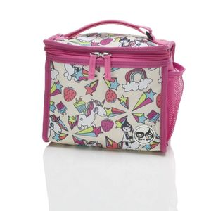 Zip & Zoe Unicorn Zipped Lunch Bag & Ice Pack