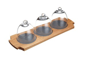 Kitchencraft Artesa Appetiser Serving Set