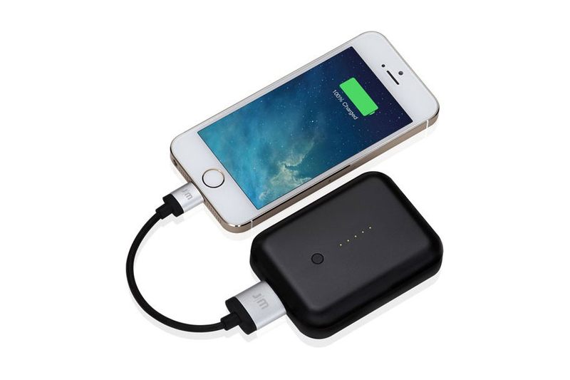 Just Mobile Gum++ Portable Usb Power Pack 6000Mah Black