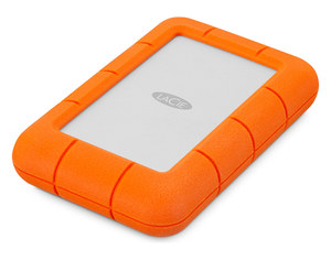 Lacie 4TB Rugged Mini Usb 3.0 External Hard Disk
