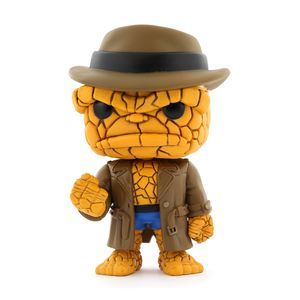 Funko Pop Marvel Fantastic Four The Thing Disguised Vinyl Figure