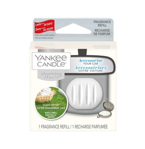 Yankee Candle Charming Scents Refills Clean Cotton