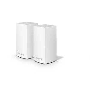Linksys Velop WHW0102 AC2600 Dual-Band Whole Home Mesh Wi-Fi System [2 Pack]