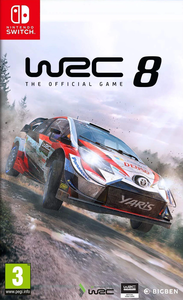 WRC 8: The Official Game [Pre-owned]