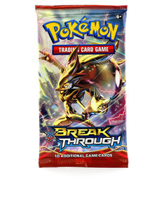 Pokemon TCG Xy8 Breakthrough Booster Pack