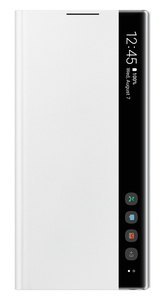 Samsung Clear View Cover White for Galaxy Note 10