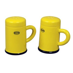 Capventure Salt & Pepper Shakers Summy Yellow [Set of 2]