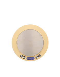 Wesco Digital Scale Almond
