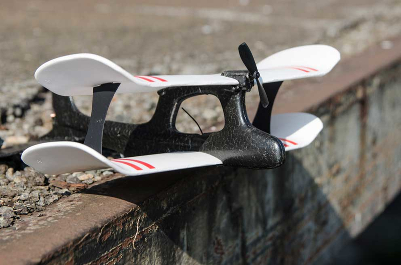 TobyRich Moskito Smartphone-controlled Plane