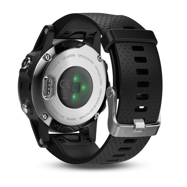 Garmin Fenix 5S Black GPS Watch