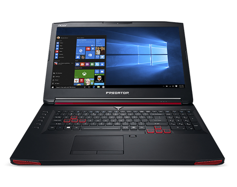 Acer Predator Gx-791-77Bm 2.7 Ghz 6Th Gen Intel Core I7-6820Hk 17.3