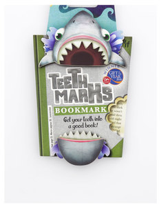 Teeth-Marks Bookmarks Shark