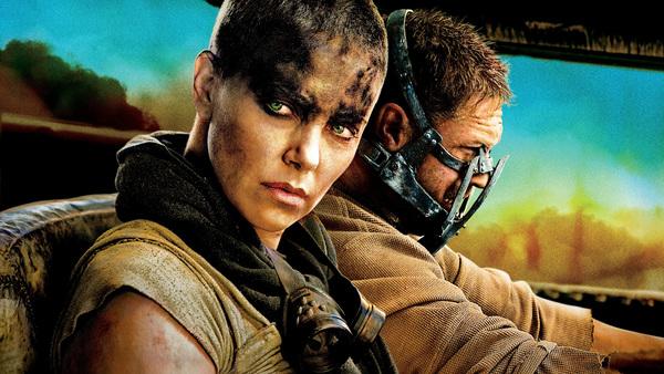 Mad Max: Fury Road [4K Ultra HD +Blu-Ray]